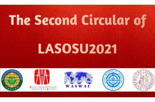 Collegamento a LASOSU2021- The Second Circular