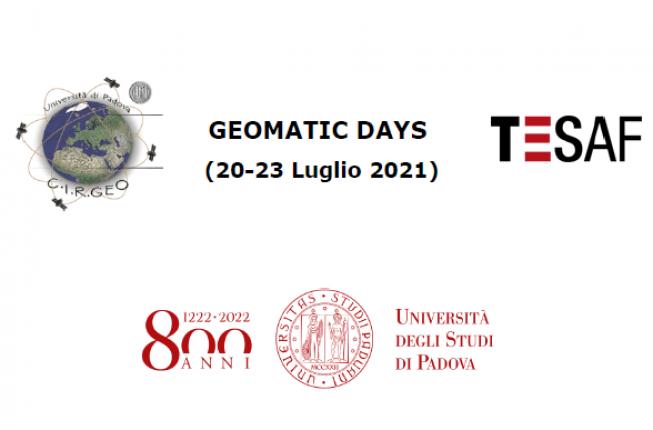 Collegamento a Geomatic Days